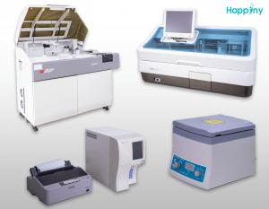 Hệ thống thiết bị máy móc tại Happiny