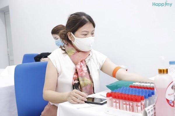 Xét nghiệm máu mono